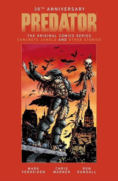 Predator – The Original Comics Series – Concrete Jungle and Other Stories (2017)