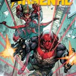 Red Hood – Arsenal Vol. 1 – 2 (TPB) (2016)