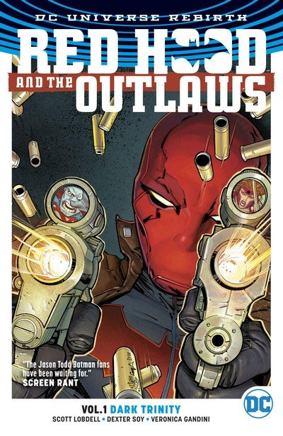 Red Hood and the Outlaws Vol. 2 (Rebirth TPB) – Vol. 1 – 4 (2017-2018)