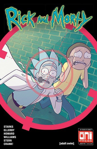 Rick And Morty #41 (2018)