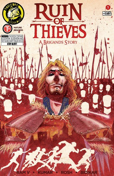Ruin of Thieves – A Brigands Story #1 – 4 (2018)