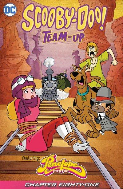 Scooby-Doo Team-Up #81 (2018)