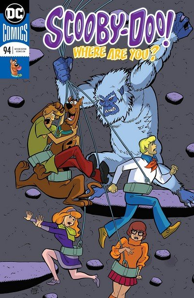 Scooby-Doo Where Are You #94 (2018)