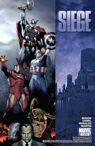 Siege (Story arc) (2009-2011)