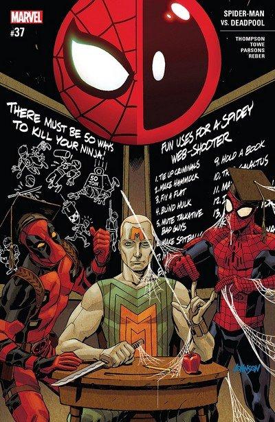 Spider-Man – Deadpool #37 (2018)