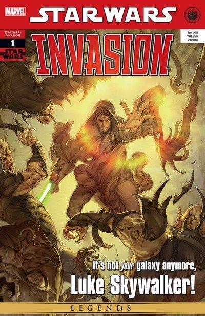 Star Wars – Invasion – Refugees #0 – 5 (2015) (Marvel Edition)