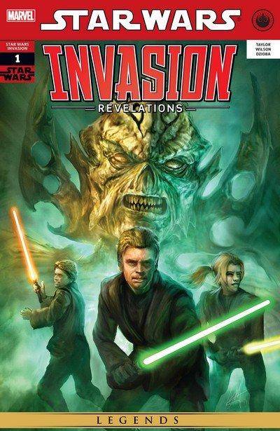 Star Wars – Invasion – Revelations #1 – 5 (2015) (Marvel Edition)