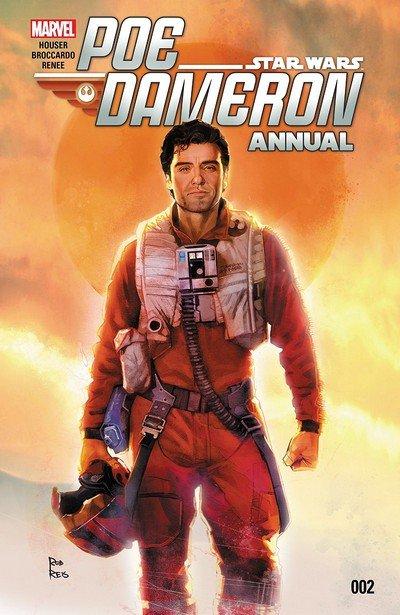 Star Wars – Poe Dameron Annual #2 (2018)