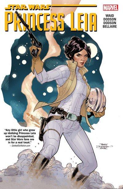 Star Wars – Princess Leia (TPB) (2015)