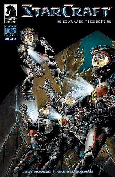 StarCraft – Scavengers #2 (2018)