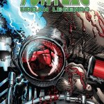 Teenage Mutant Ninja Turtles – Urban Legends #4 (2018)