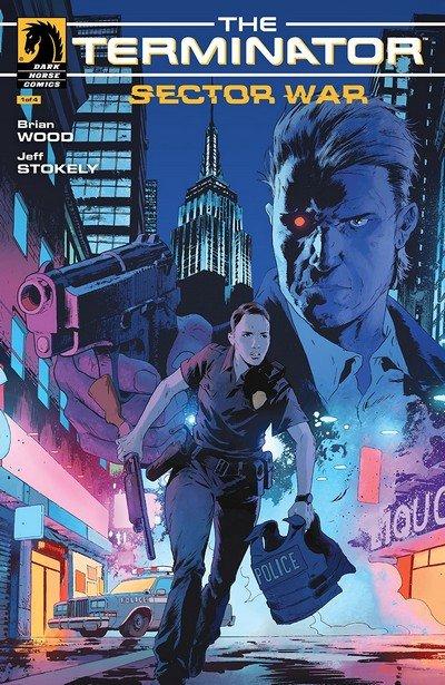 Terminator – Sector War #1 (2018)