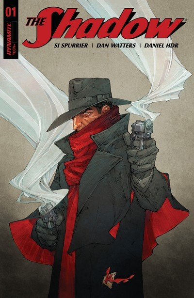 The Shadow #1 – 6 (2017-2018)
