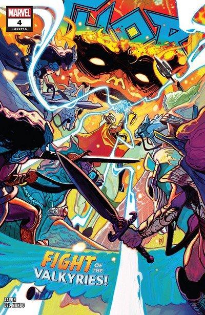 Thor #4 (2018)