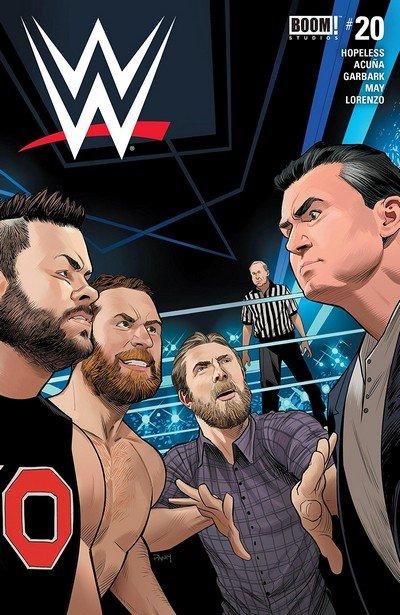 WWE #20 (2018)