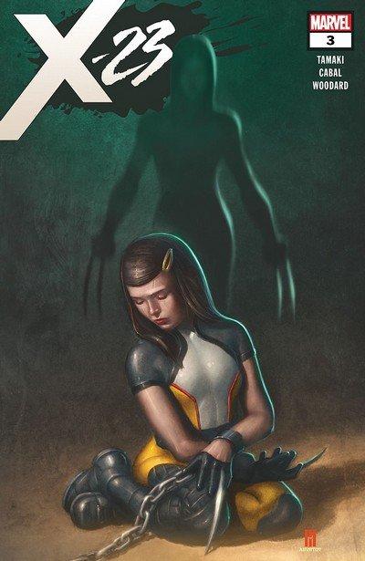 X-23 #3 (2018)