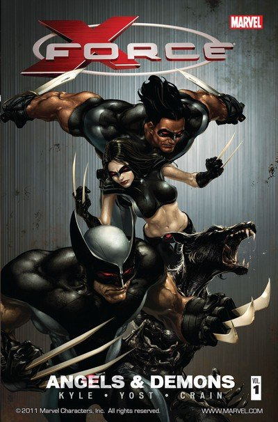 X-Force Vol. 3 TPBs – Vol. 1 – 6 (2009-2010)
