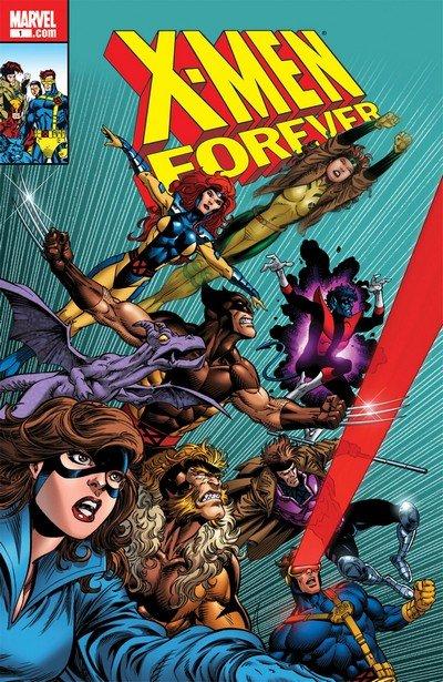 X-Men – Forever #1 – 23 (2009-2010)