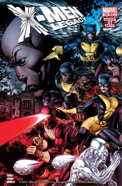 X-Men – Legacy Vol. 1 #208 – 275 (2008-2012)