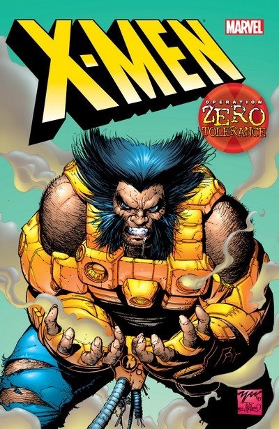 X-Men – Operation Zero Tolerance (TPB) (1997)