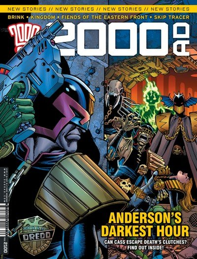 2000AD #2100 (2018)