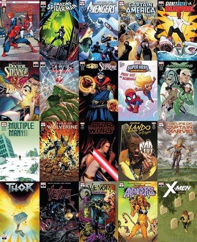 2018.09.19 Marvel Week+