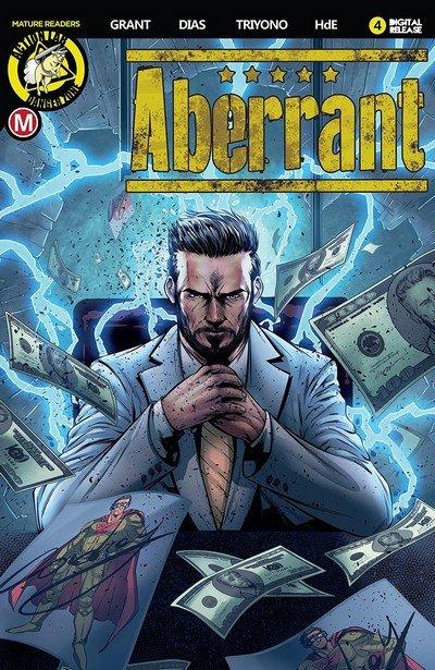 Aberrant #4 (2018)