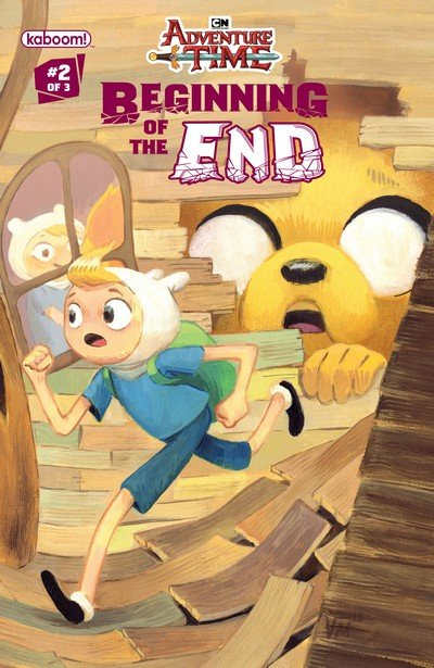 Adventure Time – Beginning of the End #2 (2018)