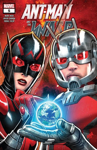 Ant-Man And The Wasp #5 (2018)