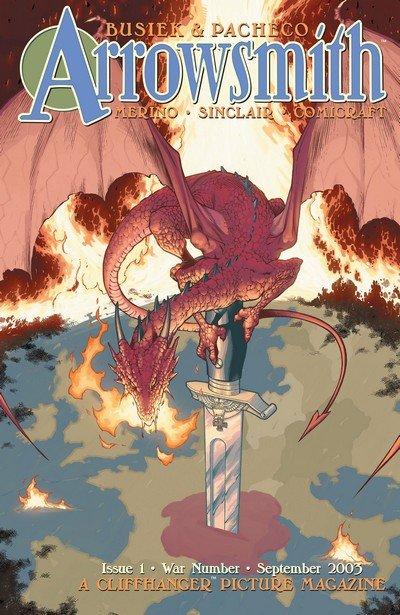 Arrowsmith #1 – 6 (2003-2004)