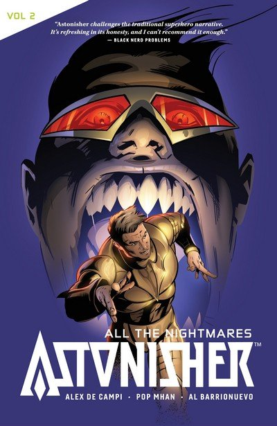 Astonisher Vol. 2 – All the Nightmares (TPB) (2018)