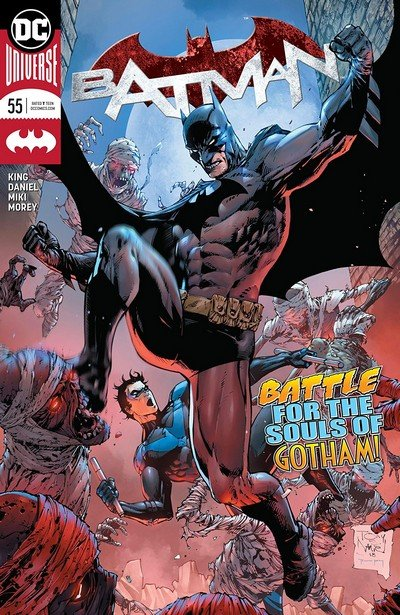 Batman #55 (2018)
