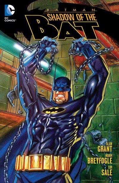 Batman – Shadow of the Bat Vol. 1 – 4 (TPB) (2016-2019)