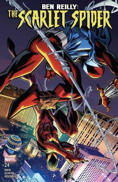 Ben Reilly – The Scarlet Spider #24 (2018)