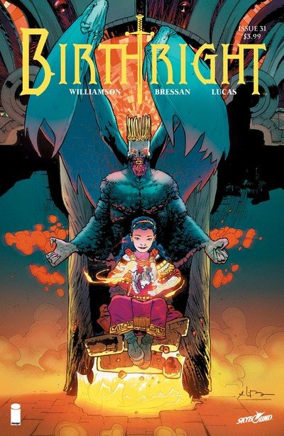 Birthright #31 (2018)