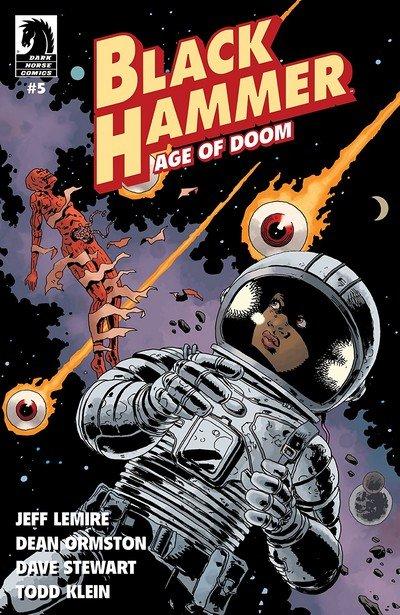 Black Hammer – Age Of Doom #5 (2018)