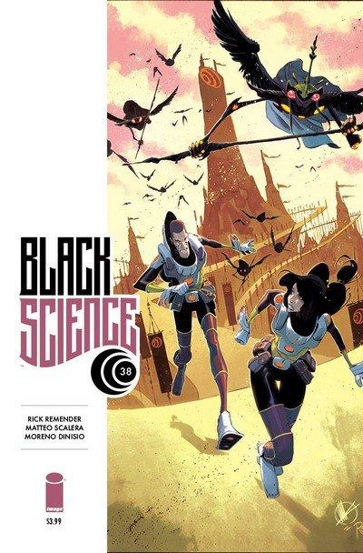 Black Science #38 (2018)