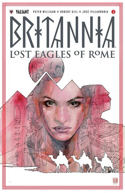 Britannia – Lost Eagles Of Rome #3 (2018)