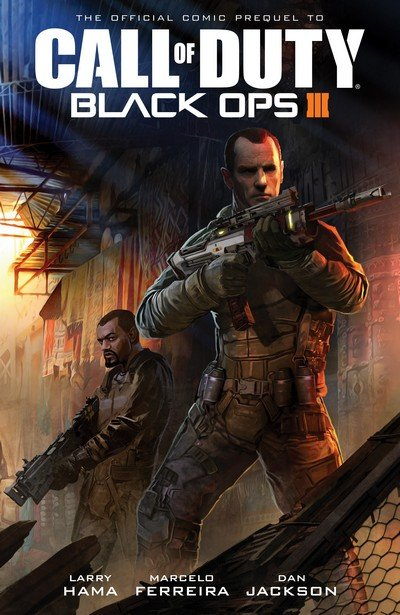Call of Duty – Black Ops III (TPB) (2017)