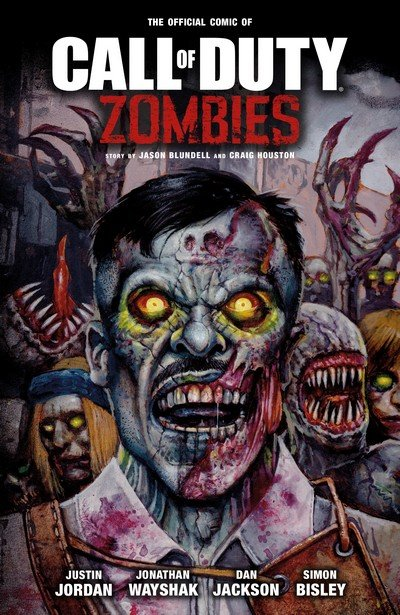 Call of Duty – Zombies (TPB) (2017)