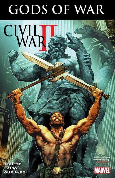 Civil War II – Gods of War (TPB) (2016)