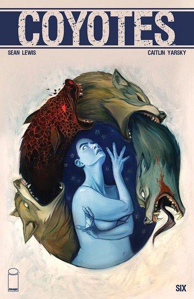 Coyotes #6 (2018)