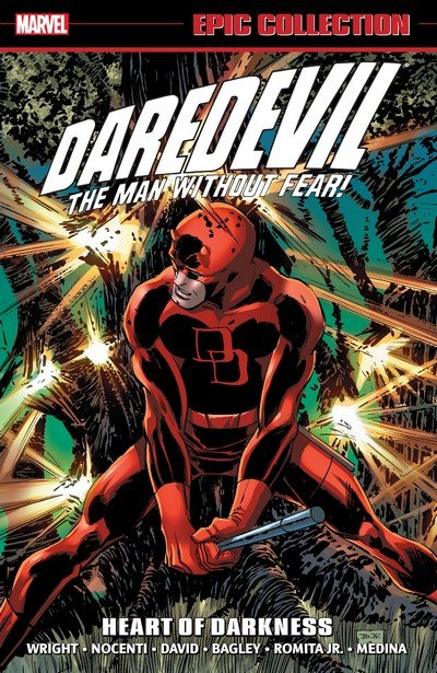 Daredevil Epic Collection Vol. 14 – Heart of Darkness (2017)