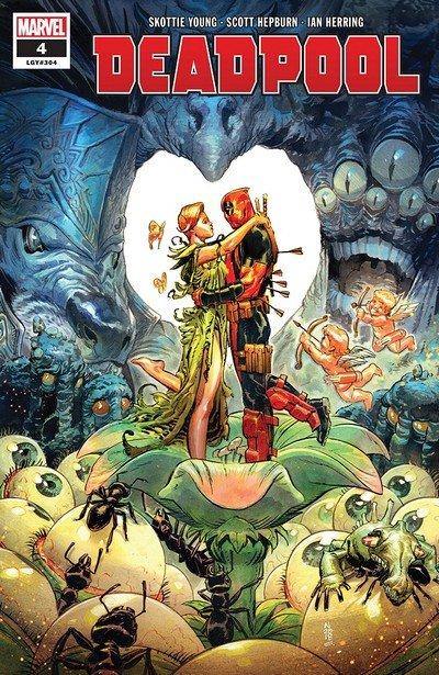 Deadpool #4 (2018)