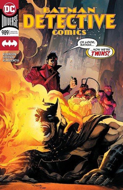 Detective Comics #989 (2018)