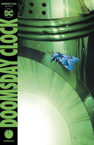 Doomsday Clock #7 (2018)