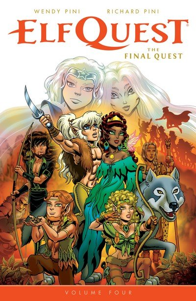 Elfquest – The Final Quest Vol. 4 (TPB) (2018)