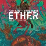Ether – The Copper Golems #1 – 5 (2018)