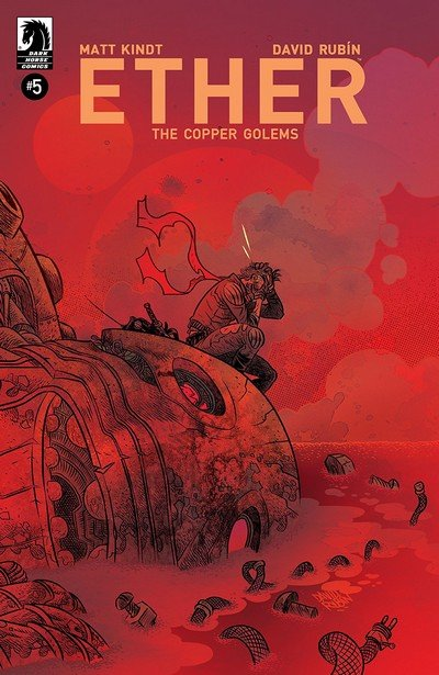 Ether – The Copper Golems #5 (2018)