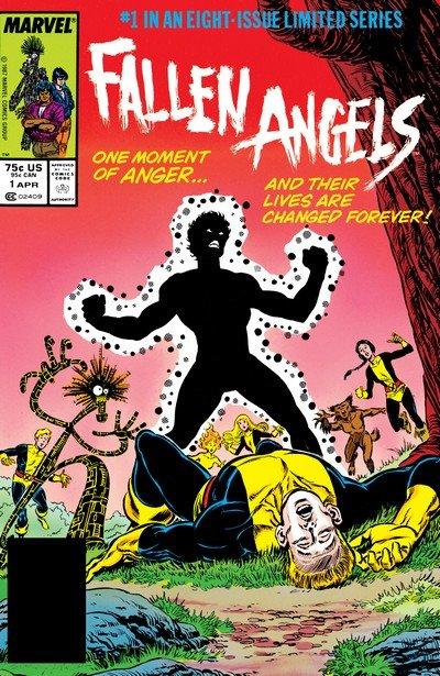 Fallen Angels #1 – 8 (1987)